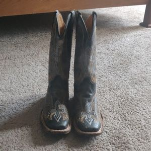 Corral teen boots size 2 1/2 T